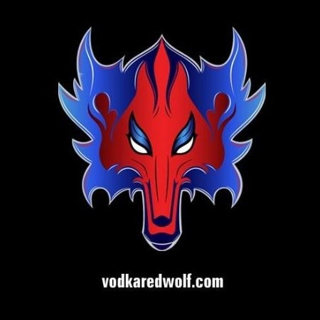 Vodka REDWOLF